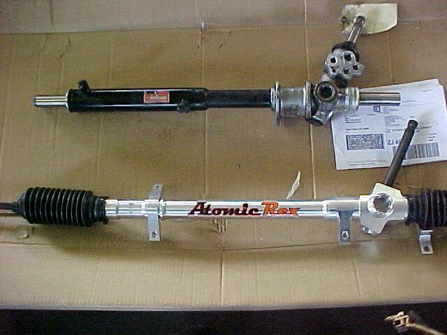 65imp s tvr build rh norotors com Narrowed Crown Victoria Steering Rack Custom Steering Rack